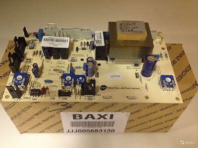 Baxi combi instantanée 80E /& 105E gas valve 5107339