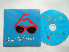 BLOOD RED SHOES - IT'S GETTING BORING -V. RARE PROMO CD
