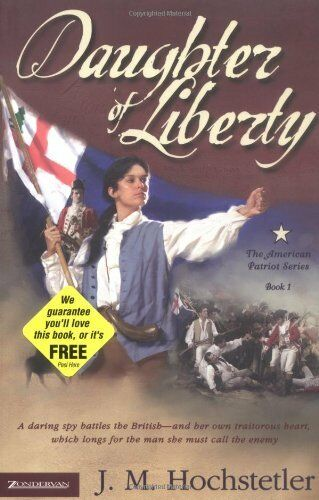 Daughter of Liberty (American Patriot Series, Book