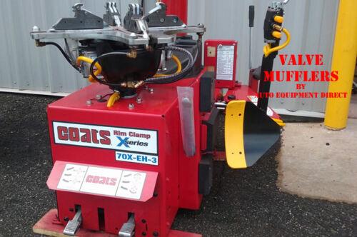 Exhaust silencer muffler Coats Valve 5060AX 7060EX 7065EX 70X-AH3 Tire Changer