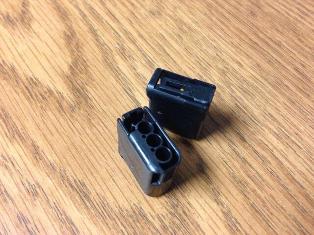 Subaru Ignition Coil Connector Clip for Impreza WRX STI LGT FXT black color