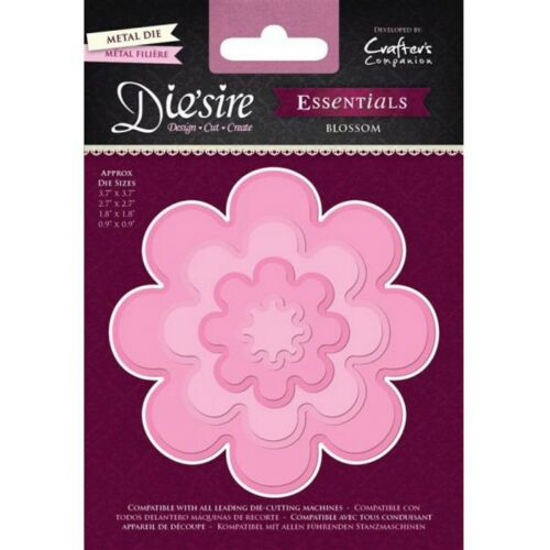 DIE/'SIRE ESSENTIALS NESTING SHAPES CUTTING DIES by CRAFTERS COMPANION