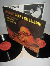 DIZZY GILLESPIE – Pleyel Concerts – vinyl 2LP set