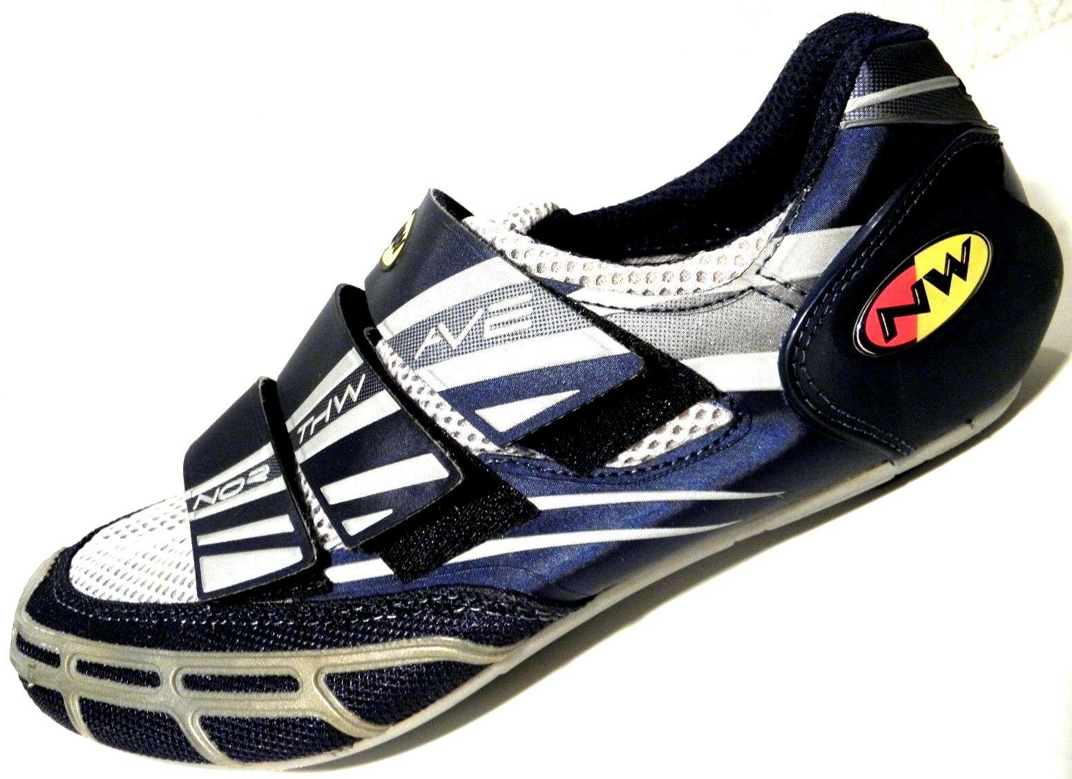 NorthWave Cycling shoes Revolution Italian Made Eur 42   US Men 9.5   US Wm 10.5