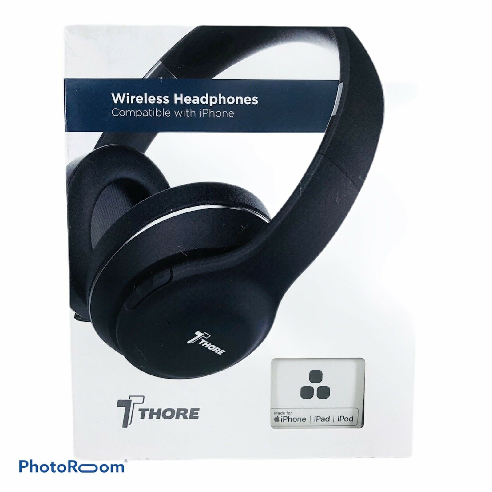 Thore Wireless Studio Headphones With Lightning Iphone Closed Back Over Ear For Sale Online