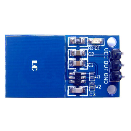 2PCS Capacitive TTP223 Touch Switch Digital Touch Sensor Module For Arduino