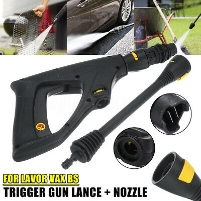 High//Low Adjust Pressure Washer Trigger Gun Lance Variable Nozzle For Lavor VAX