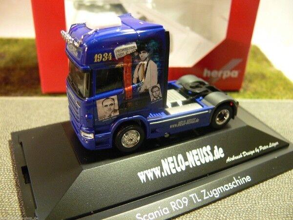 1 87 Herpa Scania R 09 TL tracteur Nelo 110495