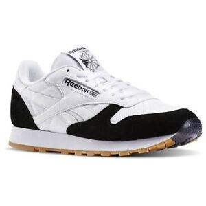 dc63f2c5a49e5 Image is loading REEBOK-X-KENDRICK-LAMAR-CLASSIC-LEATHER-PERFECT-SPLIT-