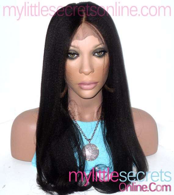 Full Lace Wig from MyLittleSecretsOnline.com Size Small BRAND NEW!