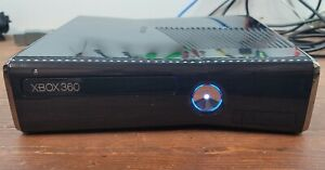 Black Xbox 360 Slim RGH 250GB CFB Revamped