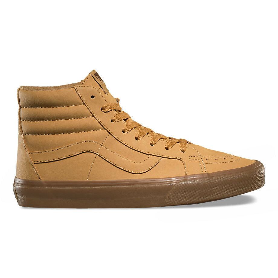 The Wall Sk8 Hi Vans Off Reissue vansbuck Luz De Goma Mono Zapatos Para Hombre 7.5 para mujer 9