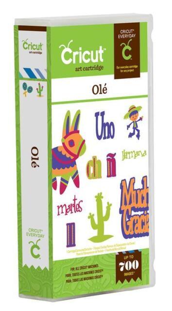 CRICUT - Ole - Cartridge 2001252