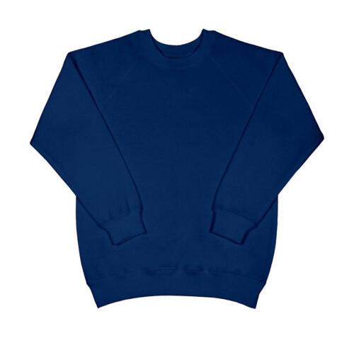 SG: dickes Kinder Raglan Sweatshirt Pullover Jungen Mädchen *** SG23K *** NEU