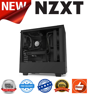NZXT-H510-Matte-Black-Compact-Mid-Tower-Case-with-Tempered-Glass