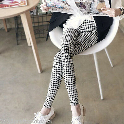 Korean New Lady Women Sexy Leggings Stretchy Slim Skinny Pencil Pants Trousers