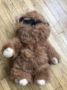 "Vintage Kenner 1983 Wicket The Ewok Star Wars Stuffed Plush Toy 16"""