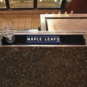 Toronto Maple Leafs Bar Drink Mat (New) Calgary Alberta Preview