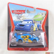 Disney Pixar Cars 2 Flash Sweden Super Chase Swedish version - limited edtion