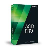 Magix Acid Pro 7 Software (download)
