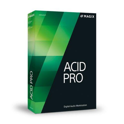 Download MAGIX ACID Pro 7 PC Software