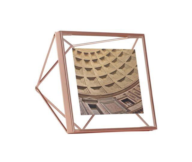 Umbra Prisma Picture Frame 4 by 4-inch Copper 4x4 | eBay