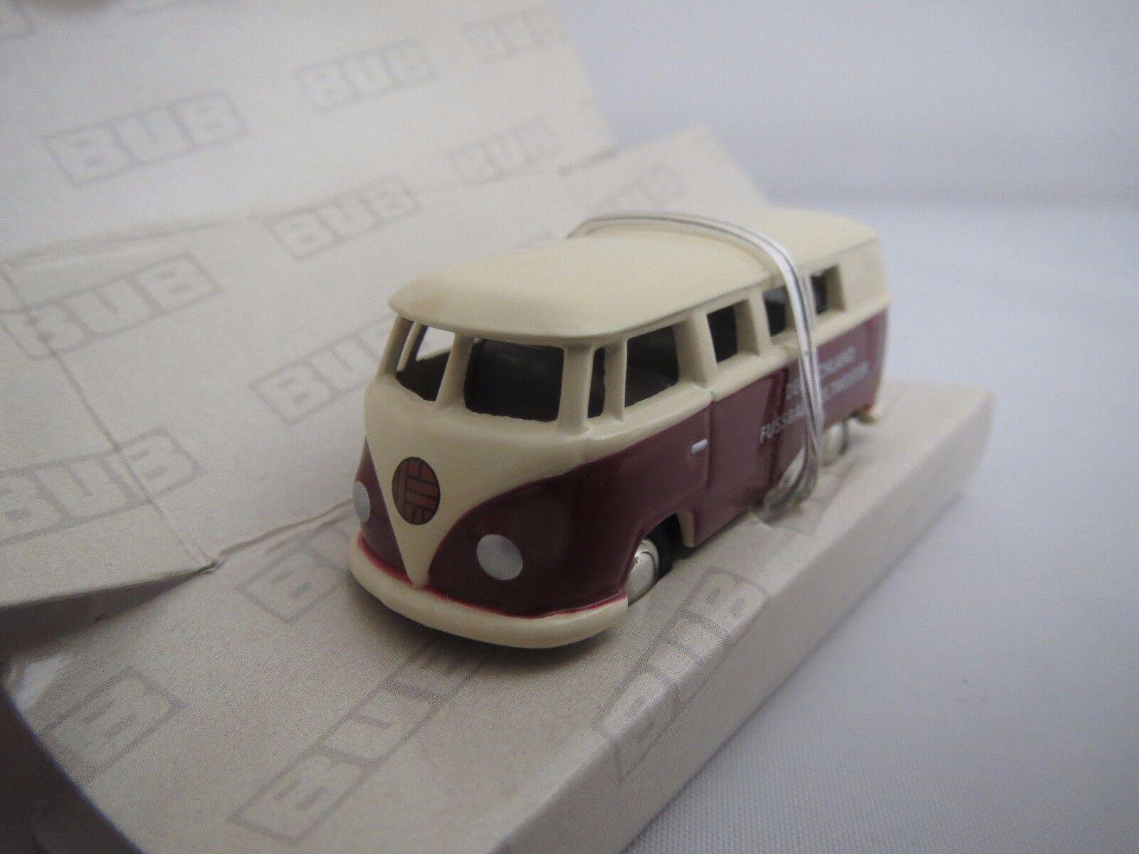 Bouèbe 06550 VW BULLY BUS (Champion du Monde 1954) 1 87 Neuf dans sa boîte