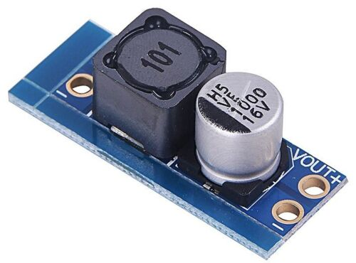 L-C Filtro de Fuente de alimentación para FPV RACING Cuadricóptero Drone 71B chip de polaridad inversa
