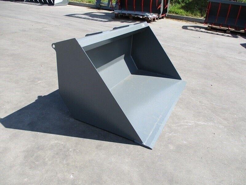 Minilæsser, skovl 1,2m bred