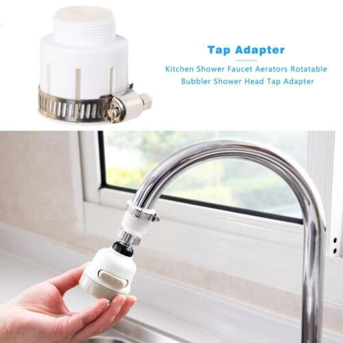 Kitchen Bath Shower Faucet Splash Filter Tap Device Head Nozzle Water saving