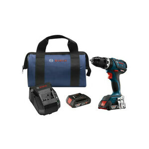 Bosch-18V-2-0Ah-Li-Ion-Compact-1-2-in-Hammer-Drill-Kit-HDS183-02-RT-Recon