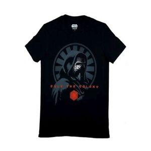 Star-Wars-Kylo-Ren-Rule-The-Galaxy-T-Shirt-Men-039-s-Unisex-S-XL