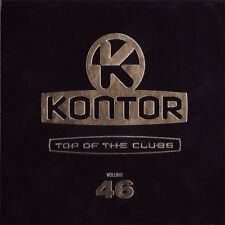 KONTOR = Top Of The Clubs 46 = Guetta/Chase/Fedde/Chus/ATB..=3CD= groovesDELUXE!