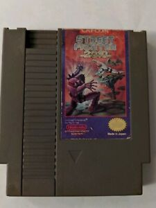 Street-Fighter-2010-The-Final-Fight-NES-Nintendo-Original-Game-CLEAN-TESTED