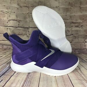 finest selection 4c124 e6205 Details about Nike Lebron Soldier XII 12 TB Promo Purple AT3872-501 Men's  size 13