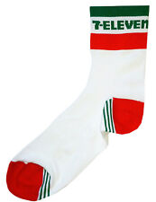 7 ELEVEN RETRO CYCLING TEAM SOCKS - Vintage - Made in Italy (Andy Hampsten)