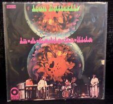 IRON BUTTERFLY In-A-Gadda-Da-Vida Album  ATCO SD 33-250 LP Vinyl
