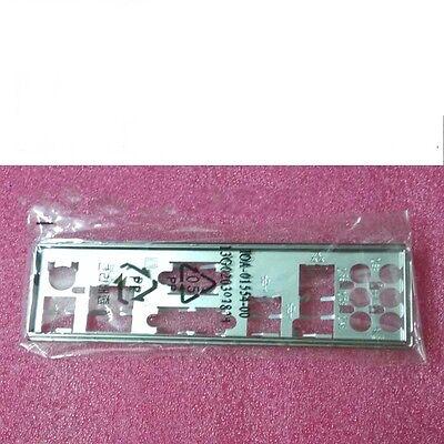 Original IO I//O Shield Back Plate Blende Bracket for ASUS M4A88TD-M//USB3