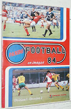 ALBUM PANINI FOOTBALL 84 1983-1984 CHAMPIONNAT FRANCE INCOMPLET 47 SUR 500