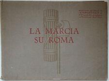 Marcia sq romaníes, Mussolini, fascismo, tiempo de historia, italia fascismo,