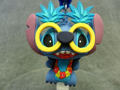 Disney Lilo /& Stitch NEW Luau Stitch Clip Blind Bag Key Chain Keychain