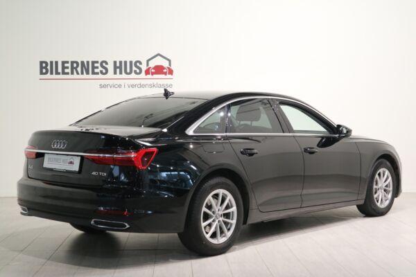 Audi A6 40 TDi S-tr. - billede 1