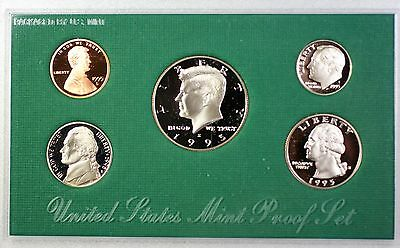 1979 US Mint Clad Proof Set Gem Coins w// Box