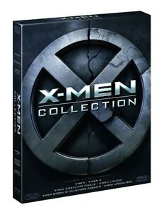 X-MEN-COMPLETE-COLLECTION-6-BLU-RAY-COFANETTO-UNICO-NUOVO-ITALIANO