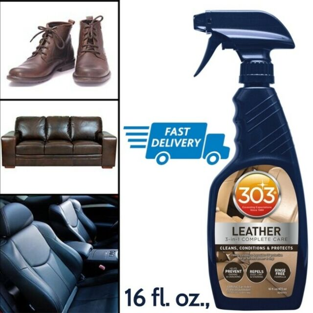 Leather Cleaner and Conditioner Shoes Clothes Couch ...