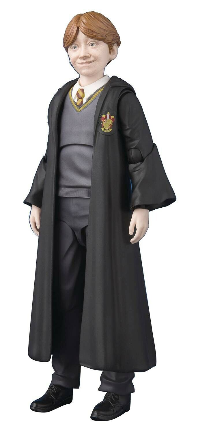 Harry Potter and the Sorcerer's Stone S.H. Figuarts Ron Weasley Action Figure