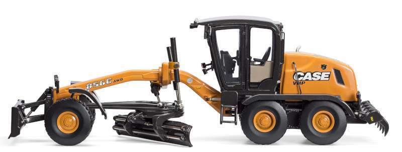 AFFAIRE 856 C AWD GRADER 1/50 Modèle à l'échelle par par par Motorart 14520   Soldes  aa7747