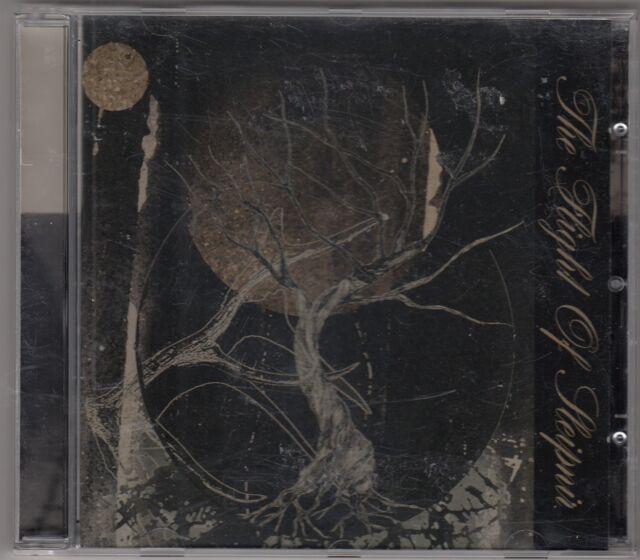 THE FLIGHT OF SLEIPNIR - algiz + berkanan CD
