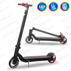 Image Is Loading 6 5 034 Portable 2 Wheels Electric Scooter