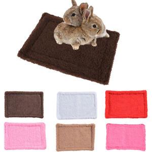 Pet-Mat-Guinea-Pig-Sleep-Bed-Small-Animal-Mat-Fleece-Puppy-Blanket-Rabbit-Pad